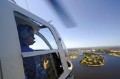 15 Minute Fremantle Flyer Helicopter Flight -