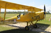 45 Minute Tiger Moth Joy Flight -