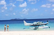 Whitehaven Beach Funseeker Scenic Seaplane Flight -