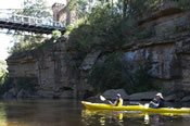 Two Day Shoalhaven Gorge Kayaking Tour