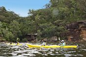 Two Day Great Pittwater Escape Kayaking Tour -