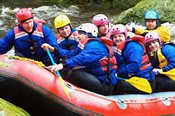 Murray River Exhilarating Sports Rafting -