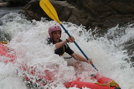 Murray River Exhilarating Sports Rafting - Kayak & Canoe