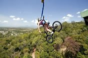 Bungy and BMXtreme Jump Combo -