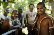 Tjapukai Aboriginal Culture Performance by Day -