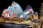 Vivid Sydney Harbour Cruise - Food & Beverage Tasting