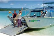 Whitehaven Beach Transfers from Shute Harbour -
