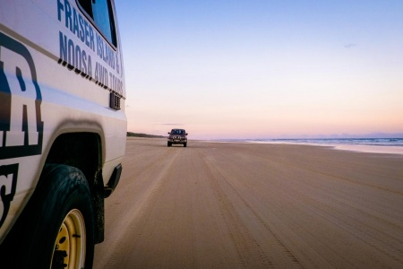 3 Day Fraser Island Wilderness Camping 4WD Adventure  -