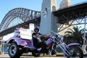 3 Hour Chopper Trike Ride - Newcastle