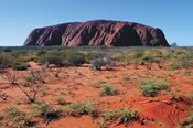 Kata Tjuta and Ayers Rock Sunset Tour -