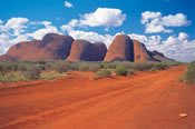 2 Day Kings Canyon, Uluru and Olgas Tour