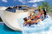 Wet'n'Wild Theme Park Ticket -