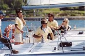 3 Hour Introductory Sailing on Sydney Harbour -