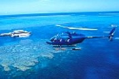 Helicopter Flight and Cruise at the Great Barrier Reef -