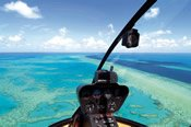 Whitsundays Best of Both Worlds Scenic Helicopter Flight -