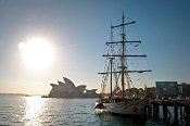 Tallship Snooze and Cruise Overnight Dinner Cruise -