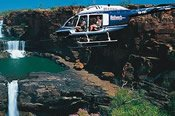 18 Minute Mitchell Falls Mudcrab Scenic Helicopter Flight -
