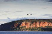 48 Minute Mitchell Falls Coastal Scenic Helicopter Flight -