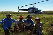 Helifishing the Kimberley Adventure -