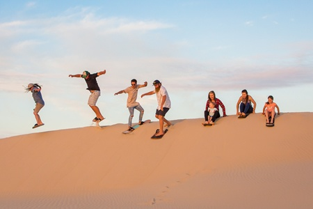 Unlimited Sandboarding 4WD Adventure - Off Road