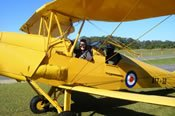 30 Minute Tiger Moth Scenic Flight over Byron Bay -