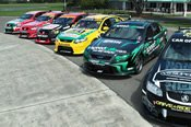 10 Lap Superstreet Drive in a V8 Race Car  -