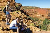 3 Day Uluru & Kings Canyon Explorer -