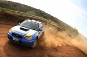 XLR8 Turbo Rally Driving Experience in WA -