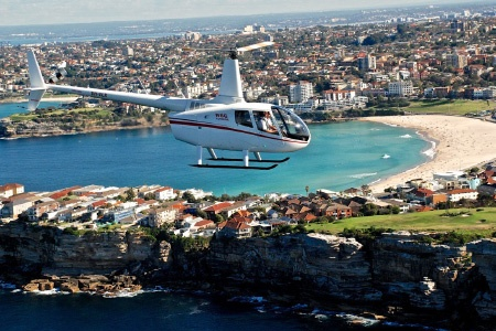 20 Minute Sydney Harbour Scenic Helicopter Flight -
