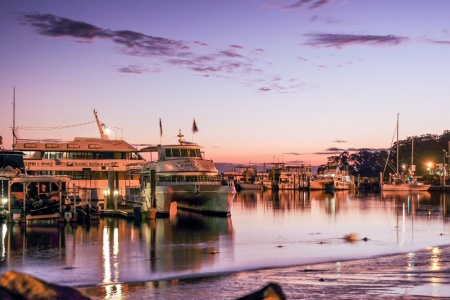 Nelson Bay New Years Eve Sunset and Fireworks Cruise -