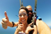 14,000ft Tandem Skydive over Brisbane -