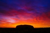 3 Day Uluru Rock Tour from Ayers Rock to Alice Springs -