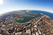 20 Minute Scenic Helicopter Flight over Newcastle - Newcastle