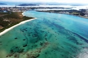 10 Minute Scenic Helicopter Flight over Lake Macquarie -
