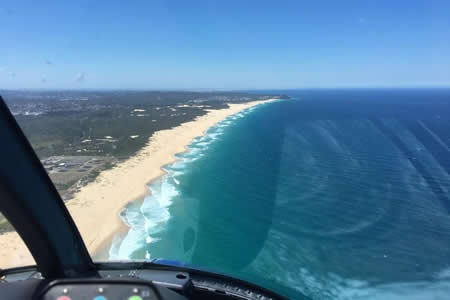 20 Minute Scenic Helicopter Flight over Lake Macquarie - Helicopter Flight