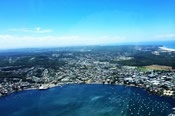 20 Minute Scenic Helicopter Flight over Lake Macquarie -