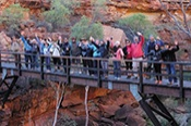 4 Day Red Centre Adventure -