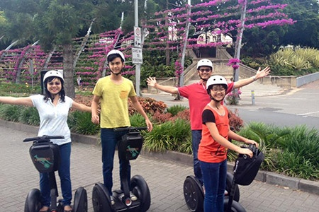 2 Hour Brisbane by Segway Day Tour  -