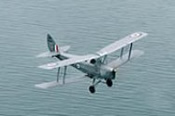 25 Minute Tiger Moth Aerobatic Joy Flight over Melbourne -