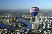 Hot Air Ballooning Adventure Over Brisbane City -