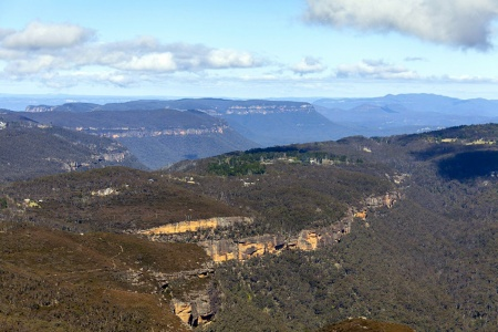 90 Minute Blue Mountains Scenic Helicopter Flight -