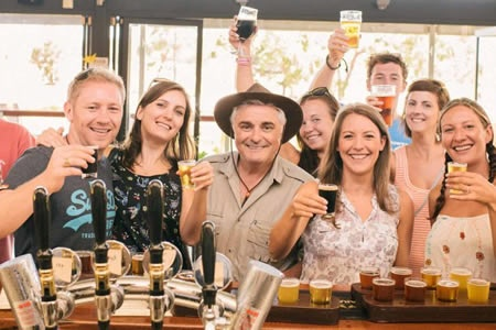 Margaret River Brewery Tour -