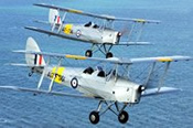 60 Minute Ultimate Tiger Moth Joy Flight -
