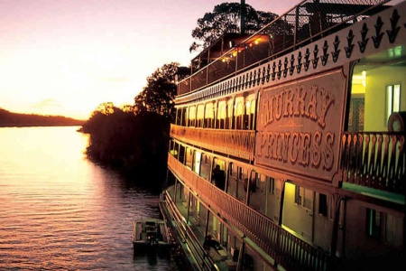 4 Night Outback Heritage Cruise -