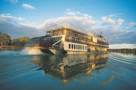 7 Night Murraylands and Wildlife Cruise -