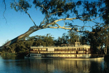 7 Night Upper Murraylands Cruise -