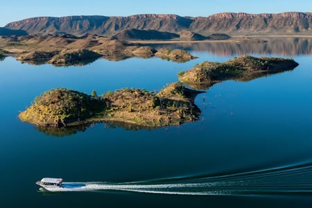 Best of Lake Argyle Half Day Cruise - Sailing & Yacht Charter