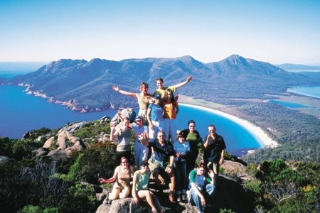 Wineglass Bay and Freycinet National Park Day Tour -