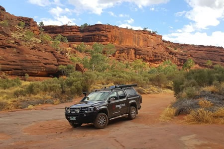 Palm Valley 4WD VIP Private Tour -