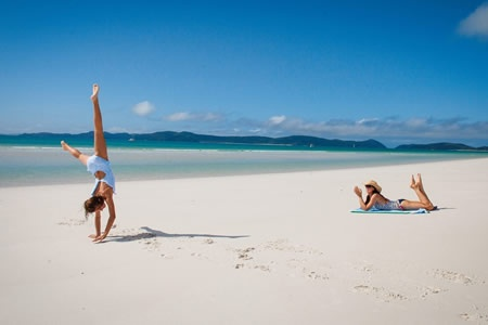 Whitehaven Beach and Hamilton Island Half Day Cruise - Sailing & Yacht Charter